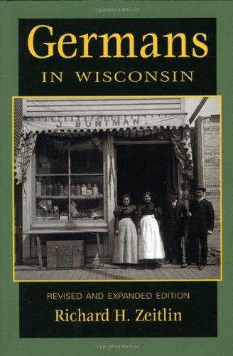 Germans in Wisconsin (Ethnic Series)