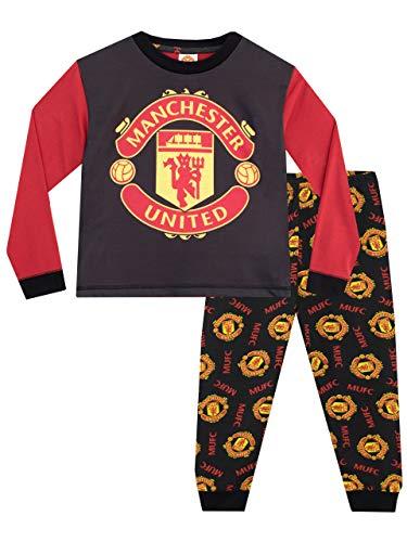 Manchester United Fashion - Manchester United Boys' Football Club Pajamas Multicolored Size 10