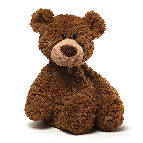 Brown Plush Bear (Gund Pinchy Brown Bear Plush)