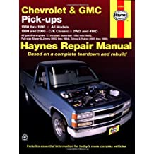 Amazon john h haynes books chevrolet and gmc pick ups 1988 98 ck classic fandeluxe Gallery