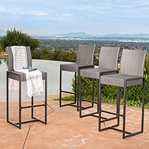 51XqNGFoiEL._SS300_ Wicker Dining Chairs & Rattan Dining Chairs