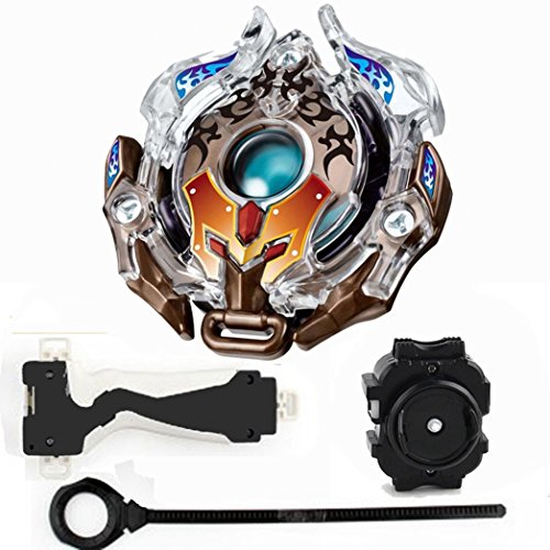 JJQ-TOYS Burst B-90 Starter Booster Mad MinoBoros .Q.Q With Launcher + Grip Kids Toys Metal Plastic Fusion 4D Gift Toys For Children by JJQ-TOYS