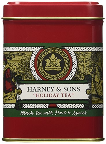 Holiday Blend Loose Harney Sons