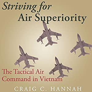 Striving for Air Superiority Audiobook