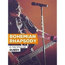 """Bohemian Rhapsody in the Style of""""Queen"""""""