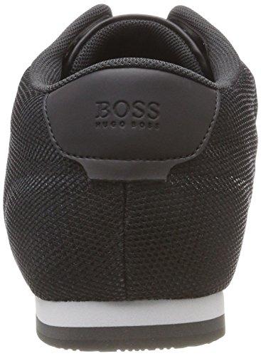 Lighter Black Schwarz BOSS 001 Herren Sneaker Mesh Lowp Y5qUwa