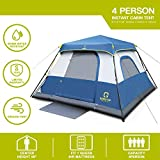 OT QOMOTOP Tents, 4 Person 60 Seconds Set Up