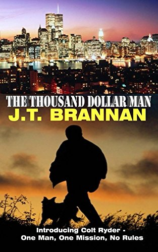 book cover of The Thousand Dollar Man