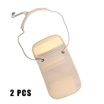 amazon mochila cartera con seguridad