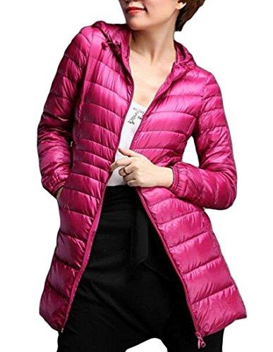 Hooded M Jackets 1 Women's amp;S amp;W Light Puffer Ultra Down Packable 44TCwqx