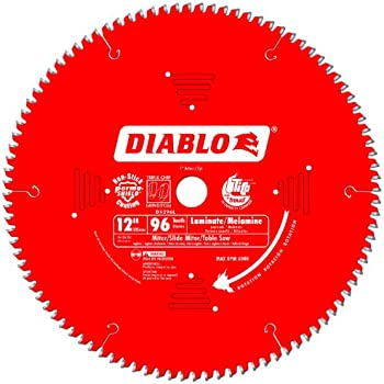 Freud d12100x 100 tooth diablo ultra fine circular saw blade for freud d1296l diablo melamine laminate flooring and wood saw blade 12 inch diameter 96t tcg 1 inch arbor greentooth Image collections