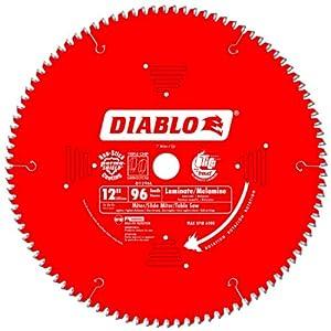 Freud D1296l Diablo Melamine Laminate Flooring And Wood