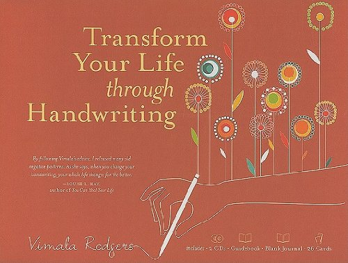 Transform Your Life Through Handwriting [With Guidebook and 26 Cards and Journal and 2 CDs]   [TRANSFORM YOUR LIFE THROUGH HA] [Other]