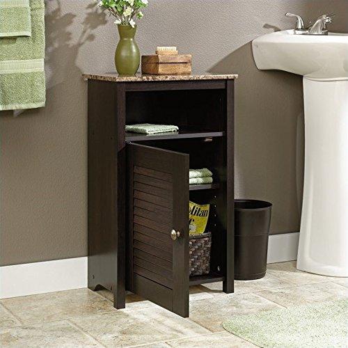 Sauder Peppercorn Floor Cabinet, L: 17.32
