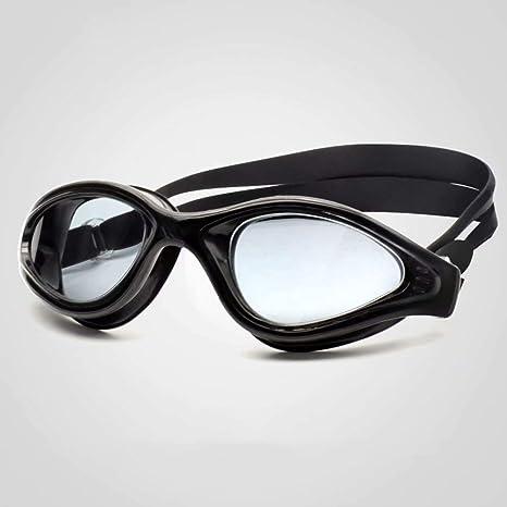 XUELIANG Gafas de natación: Lentes antiriebla antifugas a ...