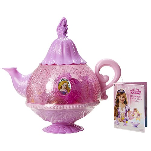 nzel Stack and Store Tea Pot (Disney Princess Set Table)