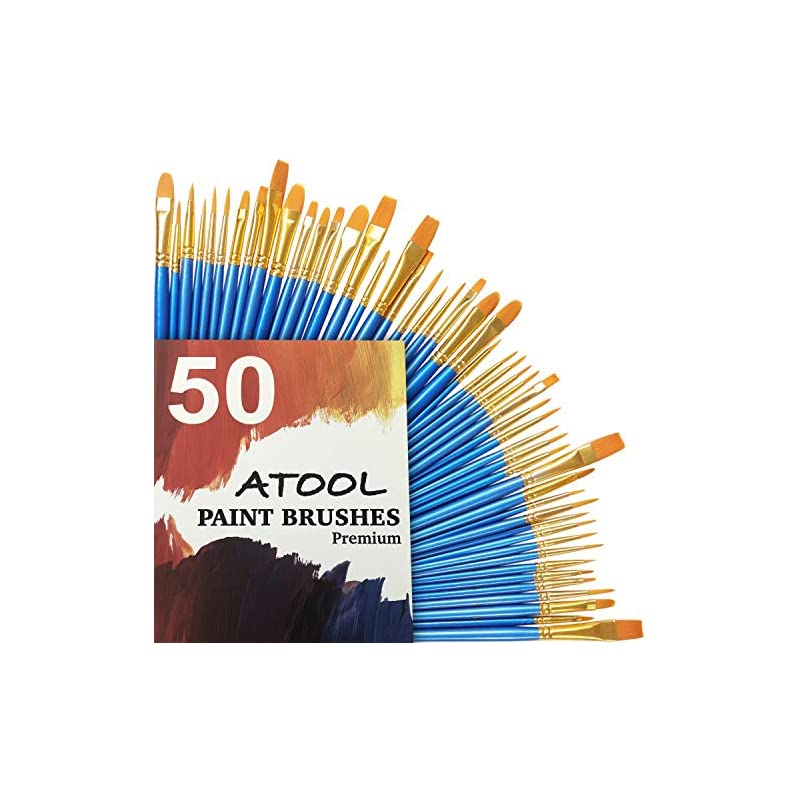 acrylic-paint-brush-set-5-packs-50