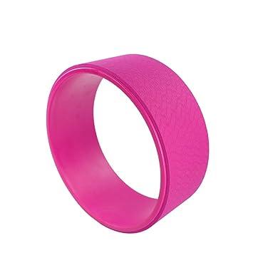 SZ-JSQC TPE Yoga Circle Forma de Cintura Profesional ...