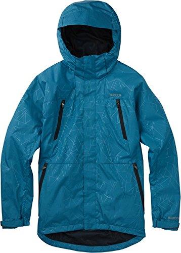 Burton Women's Shadow Jacket, Pacific Geo, (Burton Suit)