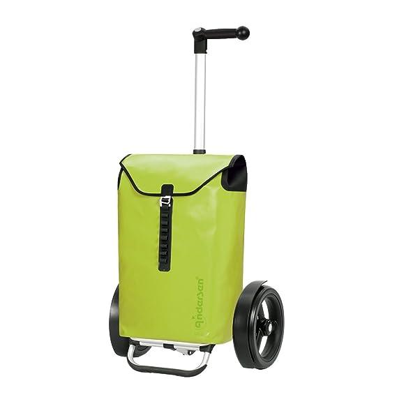 Andersen Tura Shopper 29cm Rad stylischer Einkaufs-Trolley
