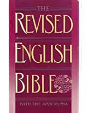 Revised English Bible With Apocrypha: With the Apocrypha
