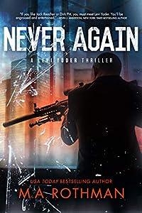 Never Again (A Levi Yoder Thriller, Book 3)