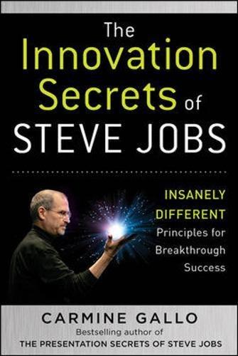 Innovation Secrets Steve Jobs Breakthrough