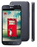 LG Optimus L70 (MS323) Metro PCS Unlocked GSM 4G Android Smartphone - black (Certified refurbished)