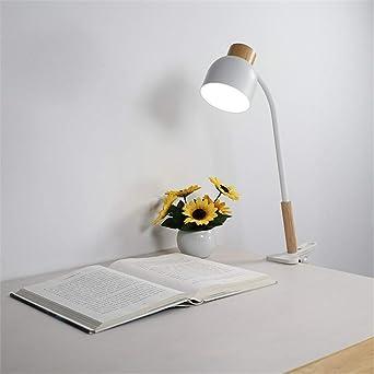 Canadien Lampe de chevet Lampe Lecture Interrupteur éclairage Gris Bureau Lumière
