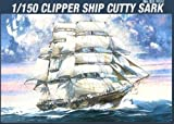 Academy 14403 1/150 Cutty Sark Clipper Sailboat Boat Ship Plastic Model Kit