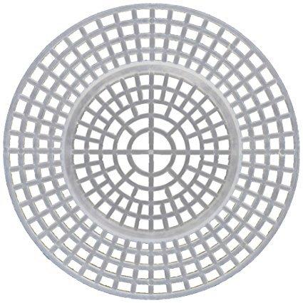 """PVC Plastic Canvas Shapes 7 Count 3"""" 10/Pkg-Circles Clear 3-Pack"""