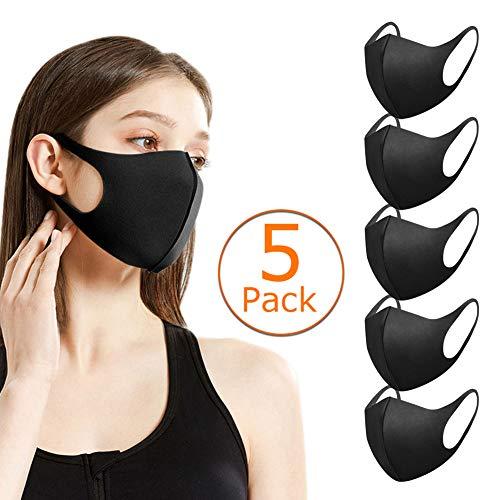 Comodidad Máscara Pack De 5