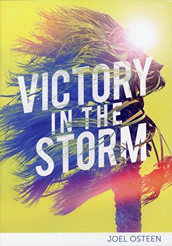 (Victory In The Storm -JOEL OSTEEN 3 mesaage cd/dvd set)