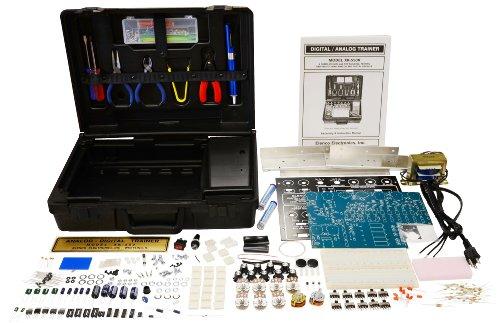 Elenco XK550TK  Digital/Analog Trainer with Tools
