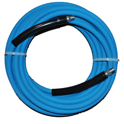 100ft pressure washer hose - 9