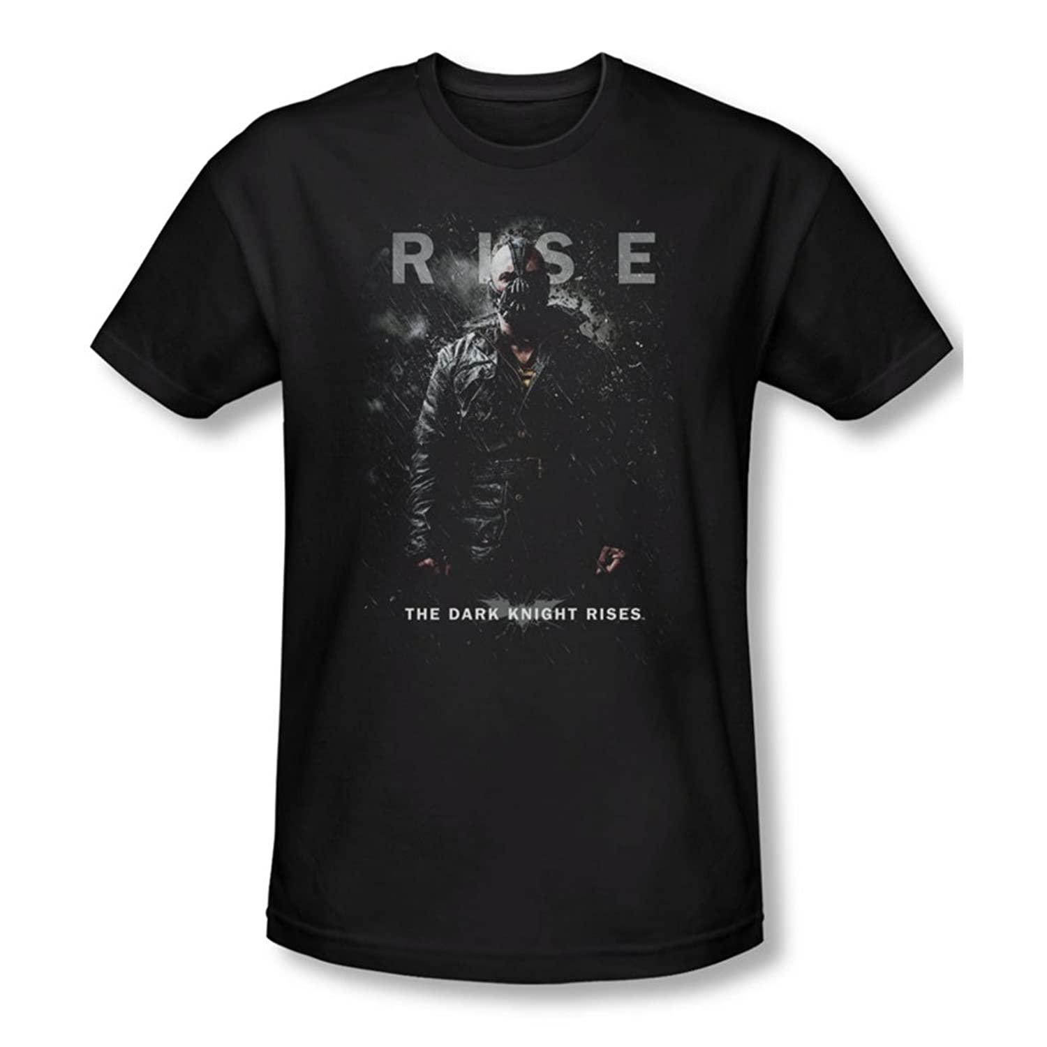 Batman: Dark Knight Rises - Mens Bane Rise T-Shirt In Black