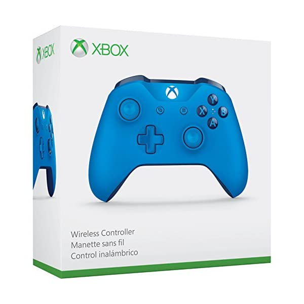 Xbox Wireless Controller - Blue 5