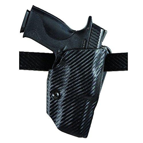 - Safariland 6377 ALS Belt Slide Holster, Beretta 92, Plain Black, Right Hand, 6377-73-411