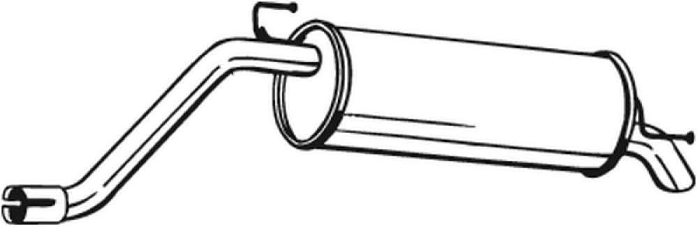 Bosal 148-139 Piezas de Montaje