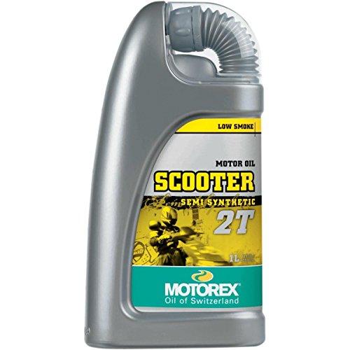 Motorex Scooter 2T Oil - 1L. 171-281-100 - Motorex Scooter