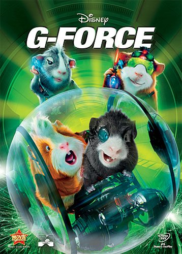 Amazon Com G Force Single Disc Widescreen Nicolas Cage Penelope Cruz Movies Tv