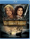 Cutthroat Island [Blu-ray]