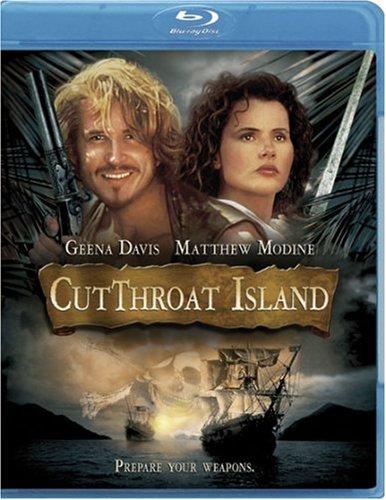 Cutthroat Island [Blu-ray] (Cutthroat Island Costumes)
