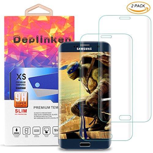 Galaxy S7 Protector de pantalla, deplink [2 unidades] 9H ...