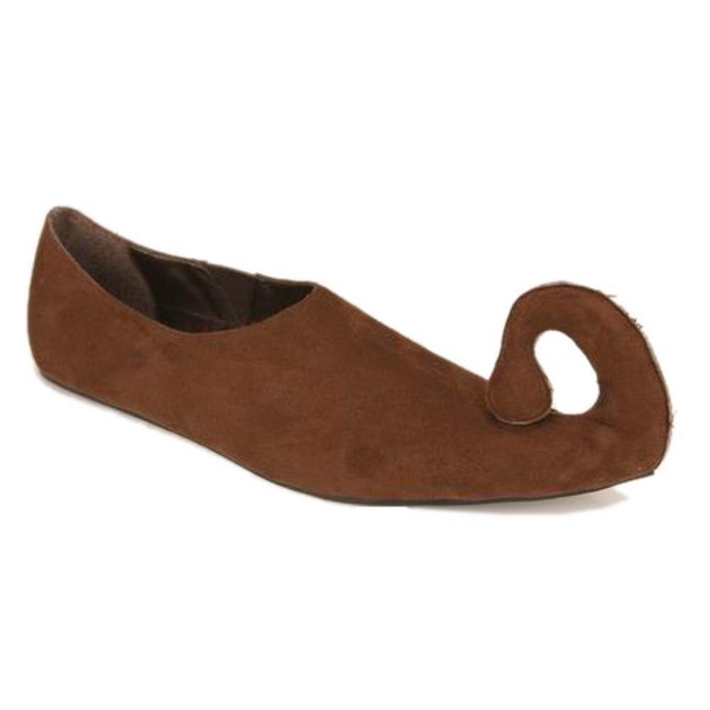 Women's Suede Renaissance Shoes Size: Shoe Size 7-8: Color: Brown 2307