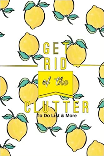 Get Rid Of The Clutter To Do List & More: Notes Pages