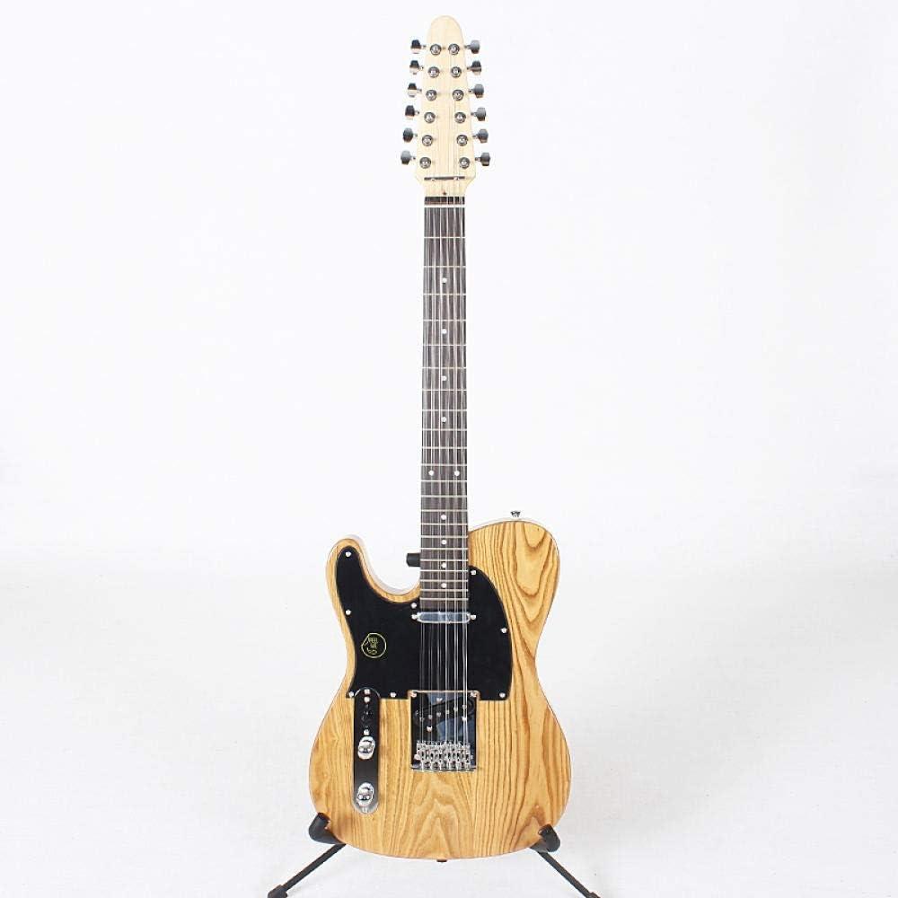 SYXMSM Guitar Beginner Guitars Guitarra acustica Acoustic 2 Cuerdas eléctricas Guitarra Guitarra Cuerda acústica Acero eléctrico Guitarra de Acero Cuerda Guitarra Acoustic Guitars (Color : 1)