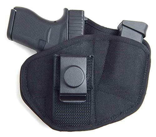Active Pro Gear IWB Tuckable Appendix Concealed Carry Gun Holster   Concealed Carry GLOCKS, S&W, Ruger, SIG (SIG: P220 Compact, P224, P239, P250 Compact, P290)