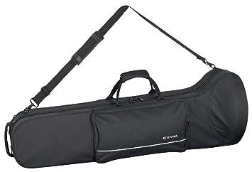 GEWA 708250 - Estuche con forma para trombón, ligero, color ...