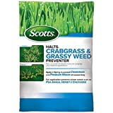 Scotts Halts Crabgrass & Grassy Weed Preventer (15,000sq-ft)